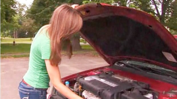 H. How to Check Your Car's Brake Fluid Promo Image