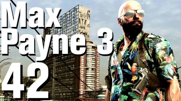 ZP. Max Payne 3 Walkthrough Part 42 - Chapter 12 Promo Image