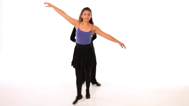 ZB. How to Add Arm Movements in Irish Step Dancing Promo Image