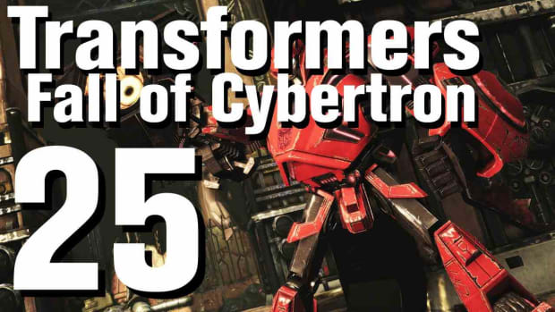 Y. Transformers Fall of Cybertron Walkthrough Part 25 - Chapter 10 Promo Image