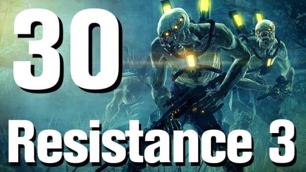 ZD. Resistance 3 Walkthrough Part 30: The Encore Promo Image