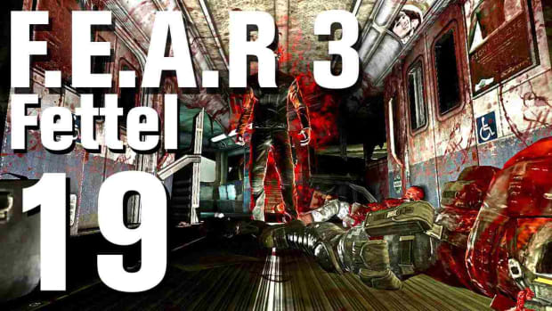 S. F.E.A.R. 3 Fettel Walkthrough Part 19: Suburbs (1 of 6) Promo Image