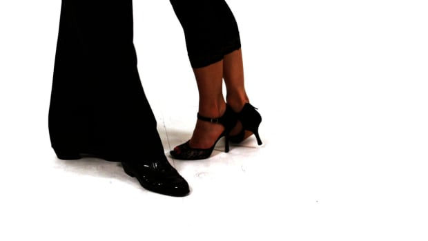 K. How to Do the Parada aka The Stop in the Argentine Tango Promo Image
