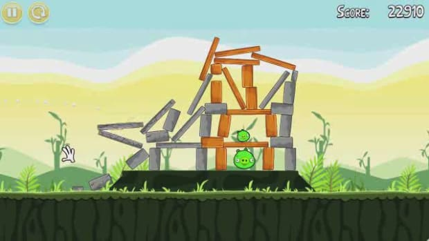 M. Angry Birds Level 2-13 Walkthrough Promo Image