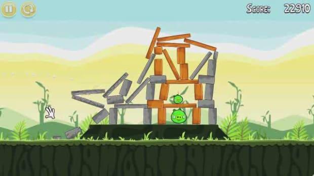 M. Angry Birds Level 2-13 Walkthrough Promo Image