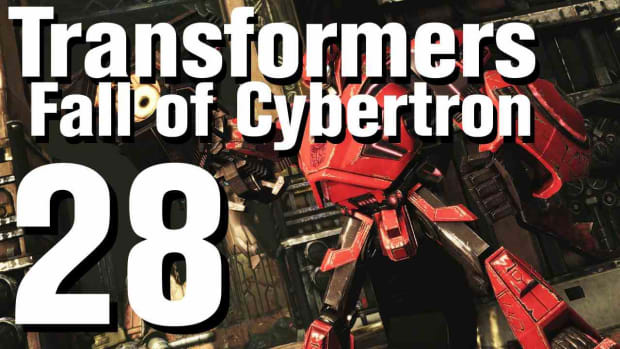 ZB. Transformers Fall of Cybertron Walkthrough Part 28 - Chapter 10 Promo Image