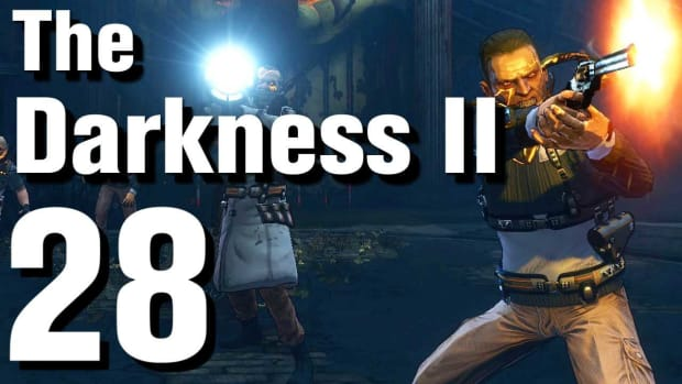 ZB. The Darkness 2 Walkthrough - Part 28 Hunt down Victor Promo Image