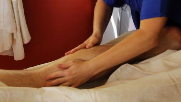 B. How to Do the Basic Ayurvedic Massage Strokes Promo Image