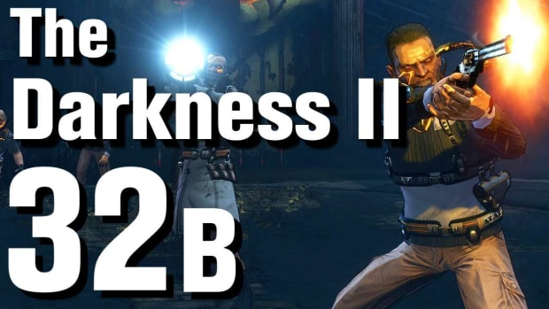 ZG. The Darkness 2 Ending Promo Image