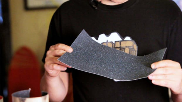 G. How to Pick Skateboard Grip Tape Promo Image