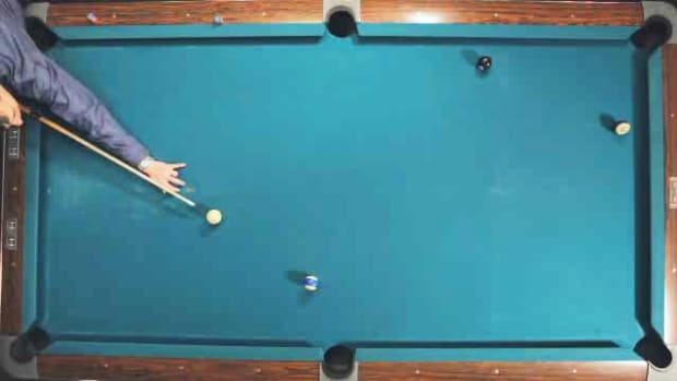 K. How to Control the Speed of the Cue Ball in Pool Promo Image