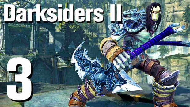 C. Darksiders 2 Walkthrough Part 3 - Introduction Promo Image