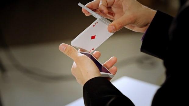 A. How to Do the Sybil Card Flourish Promo Image