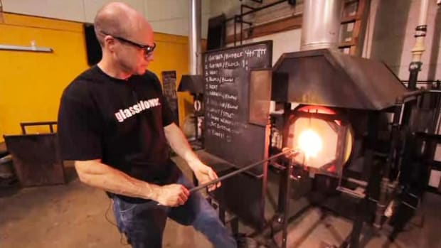 D. How to Find a Job as a Glassblower Promo Image