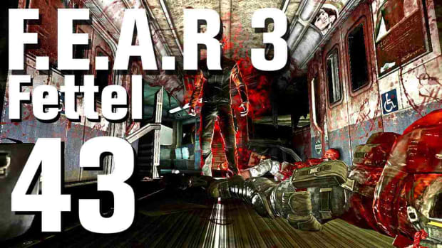 ZQ. F.E.A.R. 3 Fettel Walkthrough Part 43: Ward (3 of 3) Promo Image