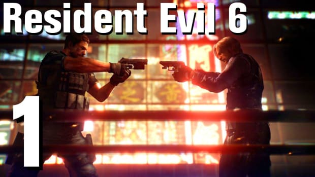 A. Resident Evil 6 Walkthrough Part 1 - Introduction Promo Image
