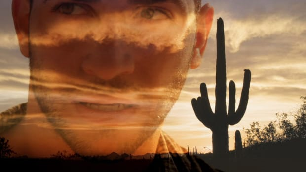 E. How to Survive in the Desert without Water Promo Image
