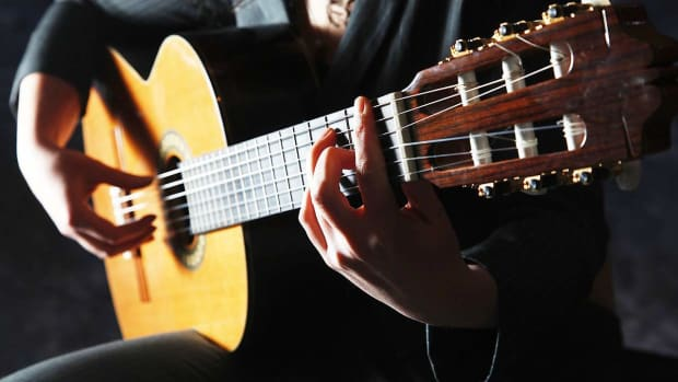 ZG. How to Play Vibrato in Fingerstyle Guitar Promo Image