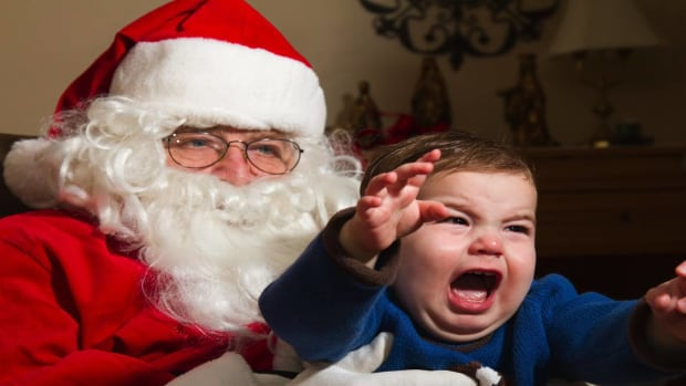 A. How to Handle Your Child's Holiday Stress Promo Image
