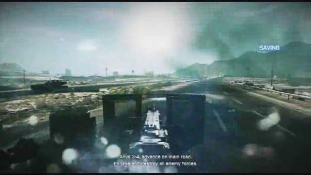 R. Battlefield 3 Walkthrough Part 18 - Thunder Run Promo Image