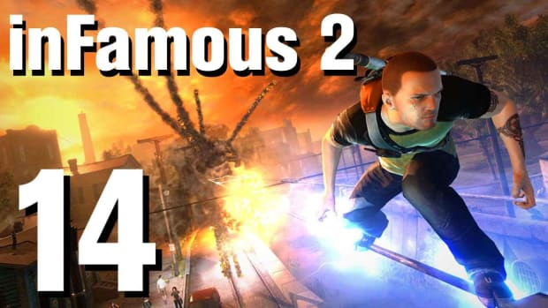 N. inFamous 2 Walkthrough Part 14: Torn (2 of 2) Promo Image