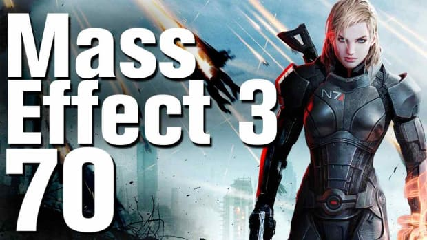 ZZR. Mass Effect 3 Walkthrough Part 70 - Thessia - Asari Temple Promo Image