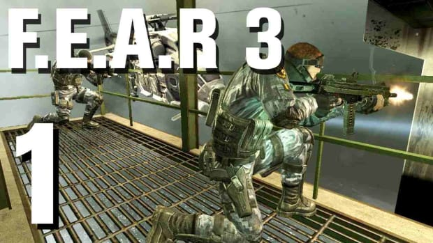 A. F.E.A.R. 3 Walkthrough Part 1: Prison (1 of 3) Promo Image