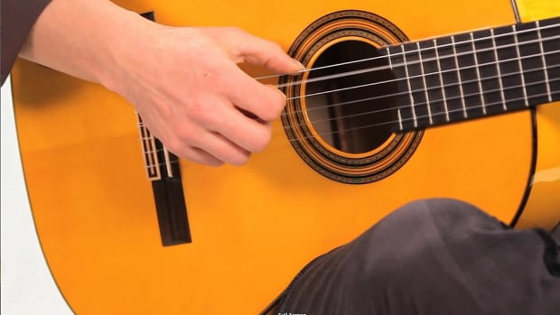 P. Flamenco Guitar Techniques: How to Play Alzapua Variations Promo Image