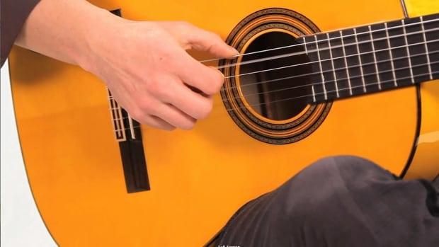 P. Flamenco Guitar Techniques: How to Play Alzapua Variations Promo Image