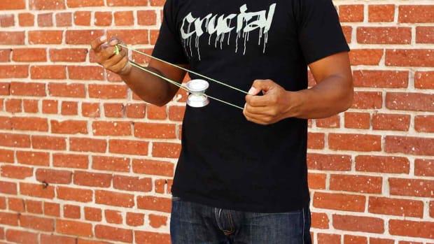 S. How to Do the Gyroscopic Flop Yo-Yo Trick Promo Image