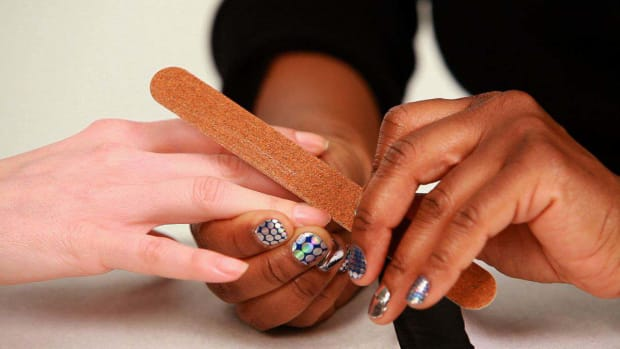 J. How to Cut & Shape Nails Promo Image