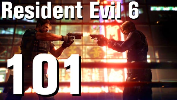 ZZZW. Resident Evil 6 Walkthrough Part 101 - Chapter 17 Promo Image