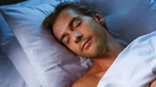 J. How to Sleep Longer Promo Image
