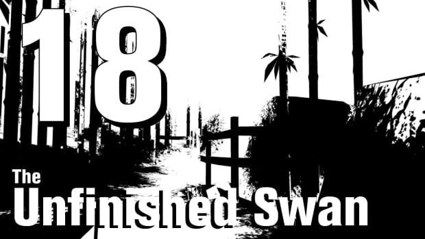 R. The Unfinished Swan Walkthrough Part 18 - Chapter 3 Promo Image
