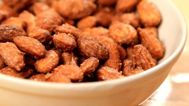 X. How to Make Caramelized Nuts Promo Image