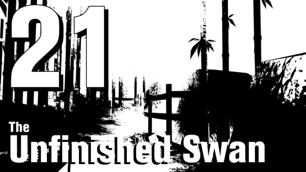 U. The Unfinished Swan Walkthrough Part 21 - Chapter 4 Promo Image