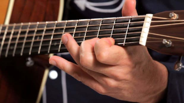 J. How to Play a Hammer-On in Country Guitar Promo Image