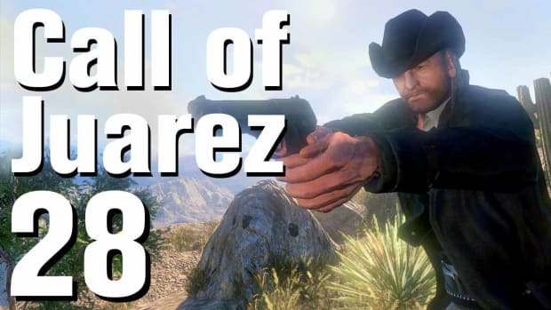 ZB. Call of Juarez The Cartel Walkthrough: Chapter 8 (2 of 4) Promo Image