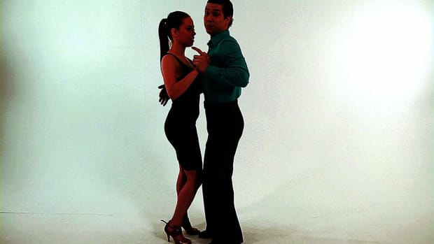 K. How to Do the Forward-Back Step in Merengue Promo Image