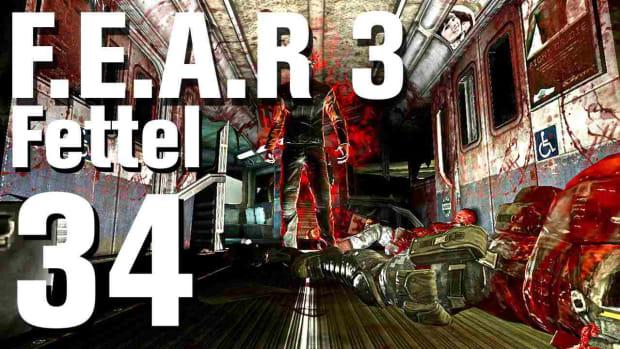 ZH. F.E.A.R. 3 Fettel Walkthrough Part 34: Port (2 of 8) Promo Image