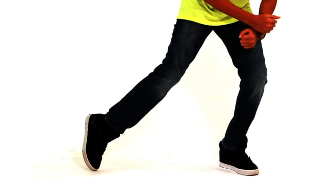 U. How to Do the Jerk Hip-Hop Dance Move for Kids Promo Image
