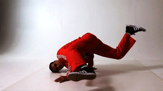 V. How to Do a Baby Freeze in Break Dancing Promo Image