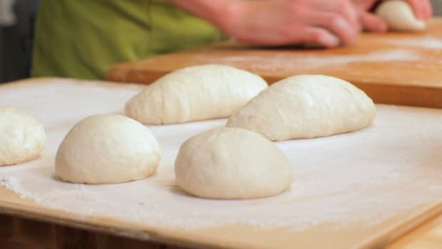 D. How to Mix Baguette Dough Promo Image