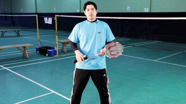 B. Badminton Rules Promo Image