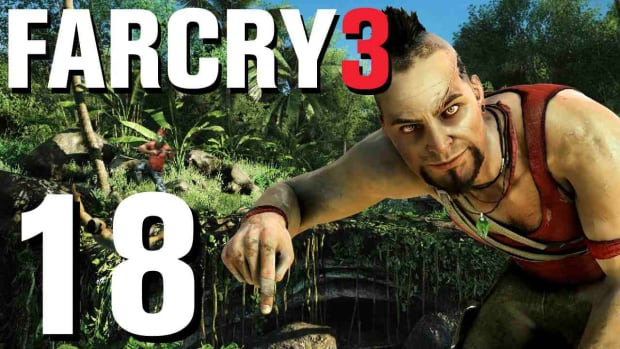 R. Far Cry 3 Walkthrough Part 18 - Saving Oliver Promo Image