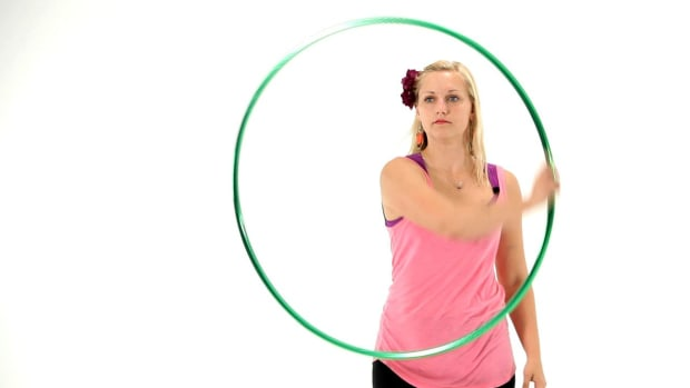 T. How to Do a Hula Hoop Isolations Promo Image