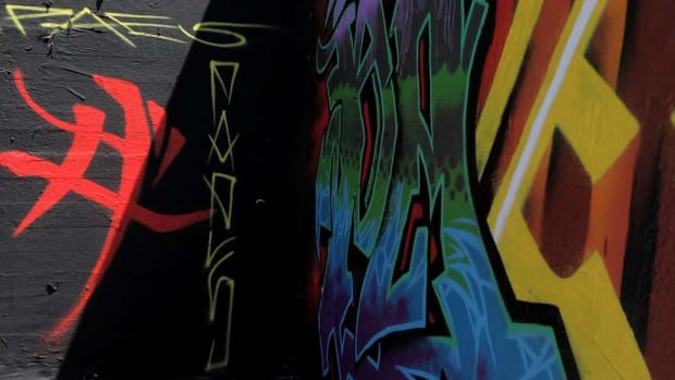 G. How to Do Sharp Lettering in Your Graffiti Promo Image