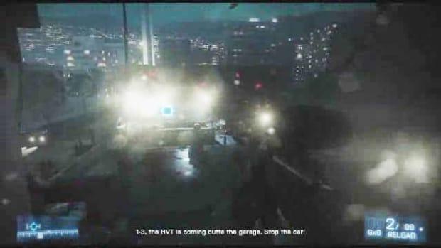 V. Battlefield 3 Walkthrough Part 22 - Night Shift Promo Image