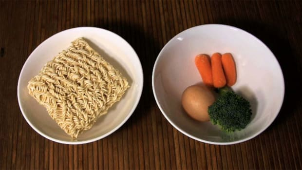 G. How to Make Ramen Noodles Healthier Promo Image