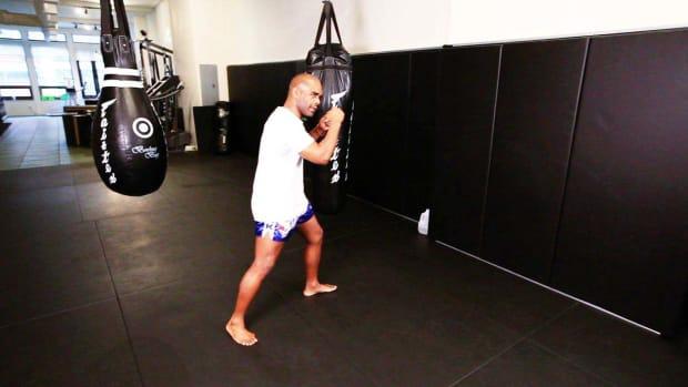 C. Muay Thai Kickboxing Steps Promo Image